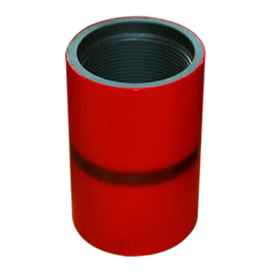 Red Painting Pipe Coupling, API L80