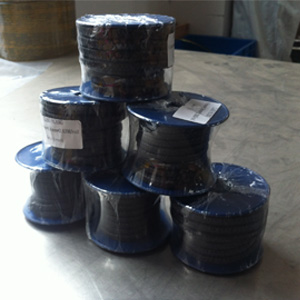 Gland Packing, Carbonized Fiber