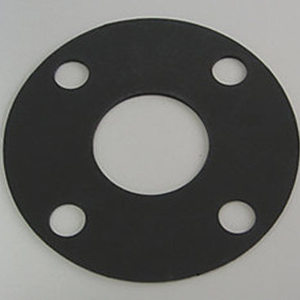 Rubber Gasket, Full Face, DN 250, PN 20